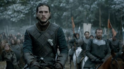 Jon Snow: Ready For Battle