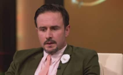 David Arquette Appears on Oprah, Talks Drinking, Drugs, Intervention
