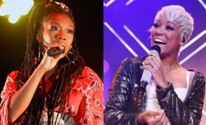 Brandy and Monica Wish Whitney Houston a Happy Birthday. Bitter Chaos Ensues.