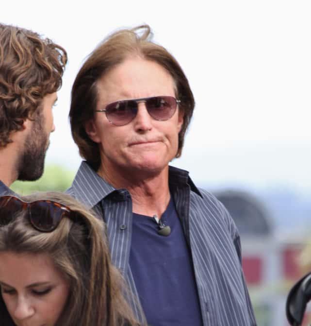 Bruce Jenner: Looking Weird