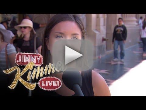 Jimmy Kimmel Stumps U.S. Soccer Fans