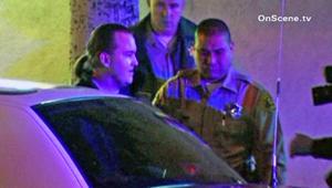 Harry Burkhart Arrested