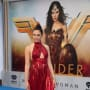 Gal Gadot at the Wonder Woman Premiere