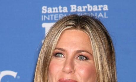 Jennifer Aniston at Santa Barbara International Film Festival