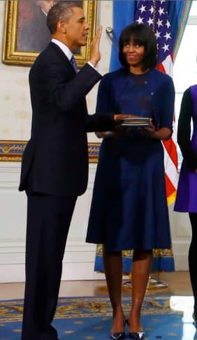 Michelle Obama Dress Photo