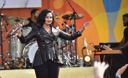 Demi Lovato: Eff It, I'm Back on Twitter!