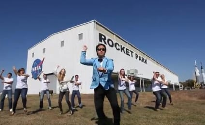 NASA Gangnam Style: Johnson Space Center Crew Gets DOWN!