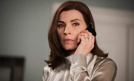 Alicia Takes a Call