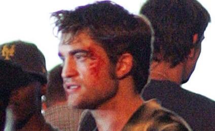 Robert Pattinson: Terrified by Fans!