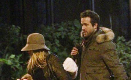 Ryan Reynolds, Blake Lively Pic