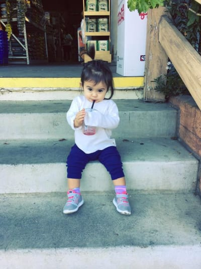 Alanna Masterson Daughter