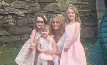 Leah Messer Actually Spends Time With Her Kids!