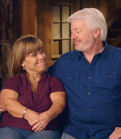 Amy Roloff and Chris Marek Confess