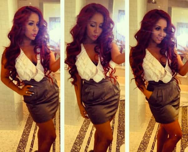 Snooki Weight Loss Pics