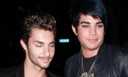 Spotted: Adam Lambert and Boyfriend?!?