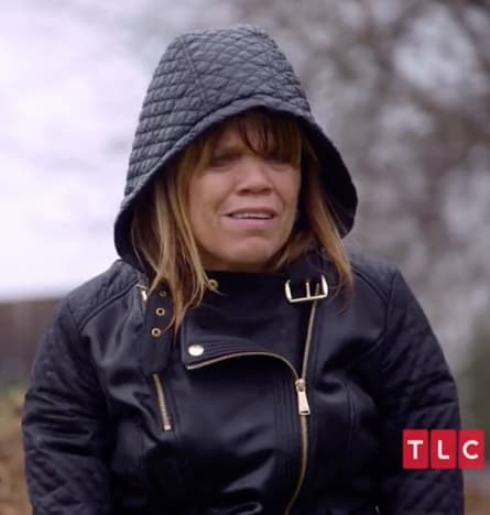 Amy Roloff Gets Annoyed