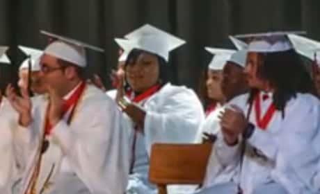 Rachel Jeantel Graduates