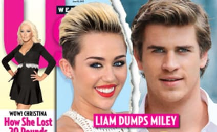 "Miley Cyrus and Liam Hemsworth: It's ""Definitely Over!"""