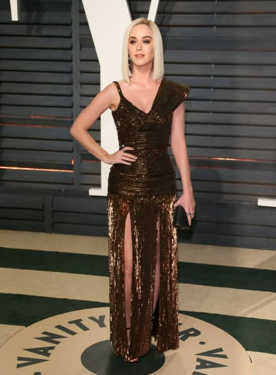 Katy Perry at Vanity Fair Party
