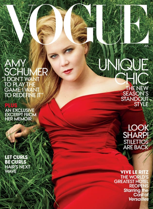 0ca582578cc90 Ashley Graham to Amy Schumer: What's Wrong with Being Plus-Size!? - The  Hollywood Gossip