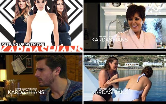 9 klassic keeping up with the kardashians moments keeping up with the kardashians krew