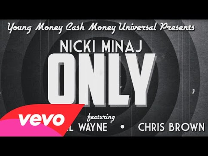 Nicki Minaj Apologizes for Nazi Imagery in \