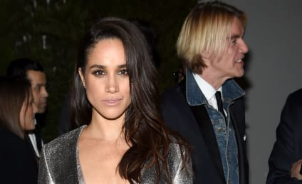Meghan Markle: Already Meeting Prince Harry's Family!