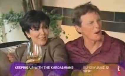 Keeping Up with the Kardashians Preview: Scott Drinks! Kris Proposes!