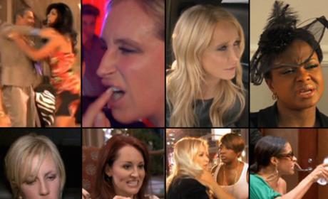 10 Craziest Moments in Real Housewives History