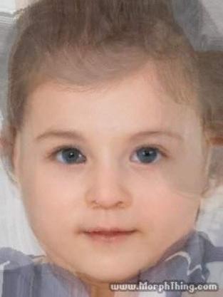 Kate Middleton Baby Boy Photo Morph