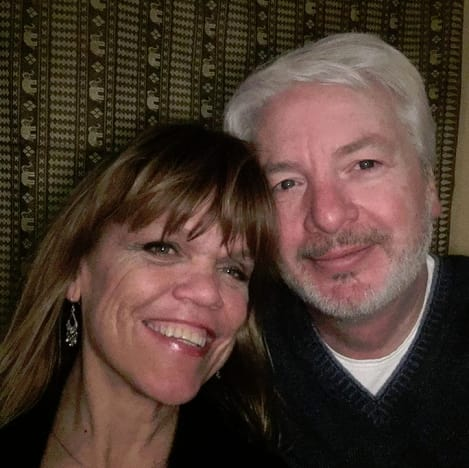 Amy Roloff & Chris Marek Image