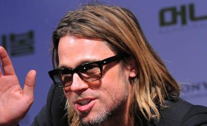 Brad Pitt to Suicidal Fan: Failure Leads to Success!