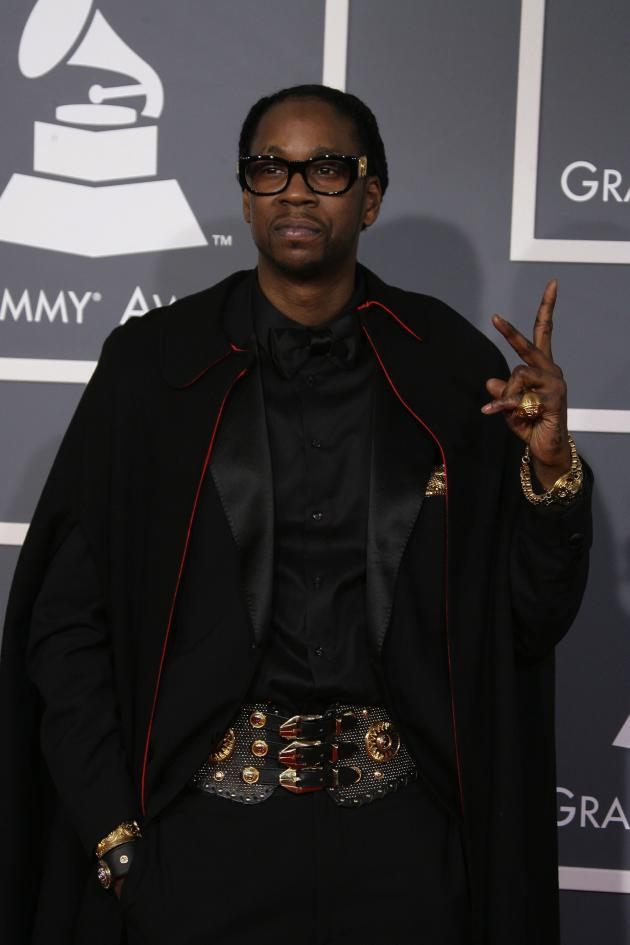 2 Chainz at the Grammys