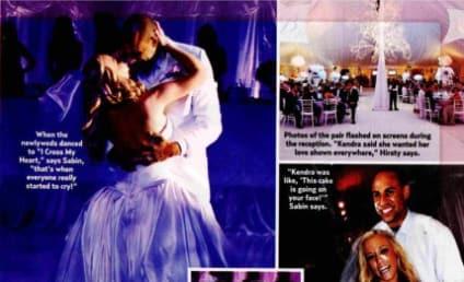 Kendra Wilkinson and Hank Baskett: More Wedding Pics!