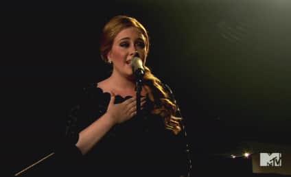 Adele Compares Self to Slug, Forced to Postpone UK Tour Dates