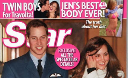 """Prince William and Kate Middleton Planning """"Wedding of the Century"""""""