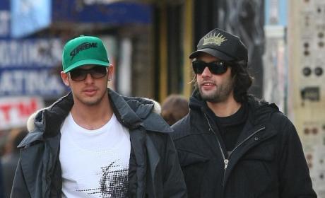 Jay Lyon and Adam Senn