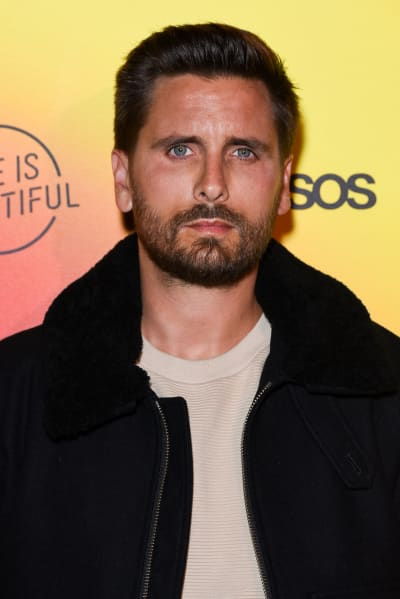 Scott Disick Turns Serious