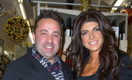 Teresa Giuidice Wishes Joe Giudice a Happy Birthday Behind Bars!