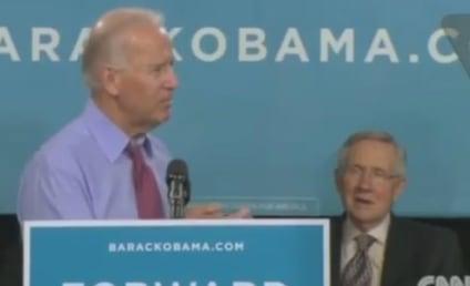 """Joe Biden Says Paul Ryan's """"Bullets Aimed at You"""""""