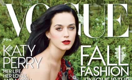 Katy Perry Vogue Cover, Russell Brand Gossip: Revealed!