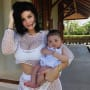 Kylie Jenner Holds Stormi Webster