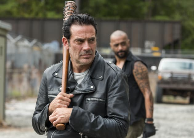 Negan is Back!