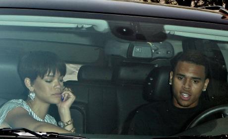 Rihanna and Abusive Boyfriend