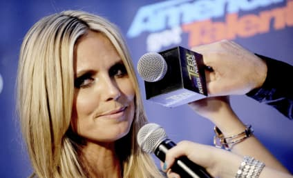 Heidi Klum to Play Mayor on Parks and Recreation Season 6 Premiere