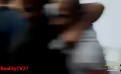 Stevie J of Love & Hip Hop Atlanta: Punched By Joseline ... AND Mimi!