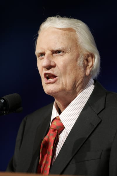 Billy Graham Photo
