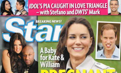 Kate Middleton Pregnant, Tabloid Somehow Claims