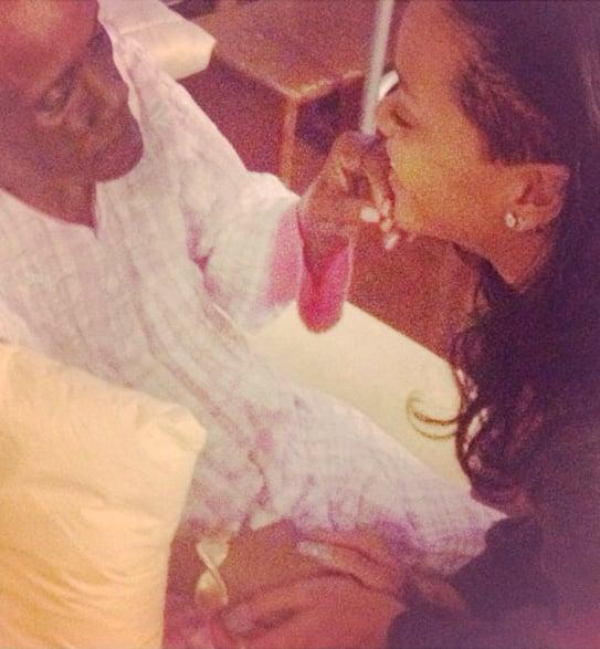 Rihanna, Grandma