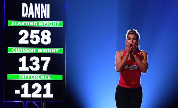 Danni Allen Wins!